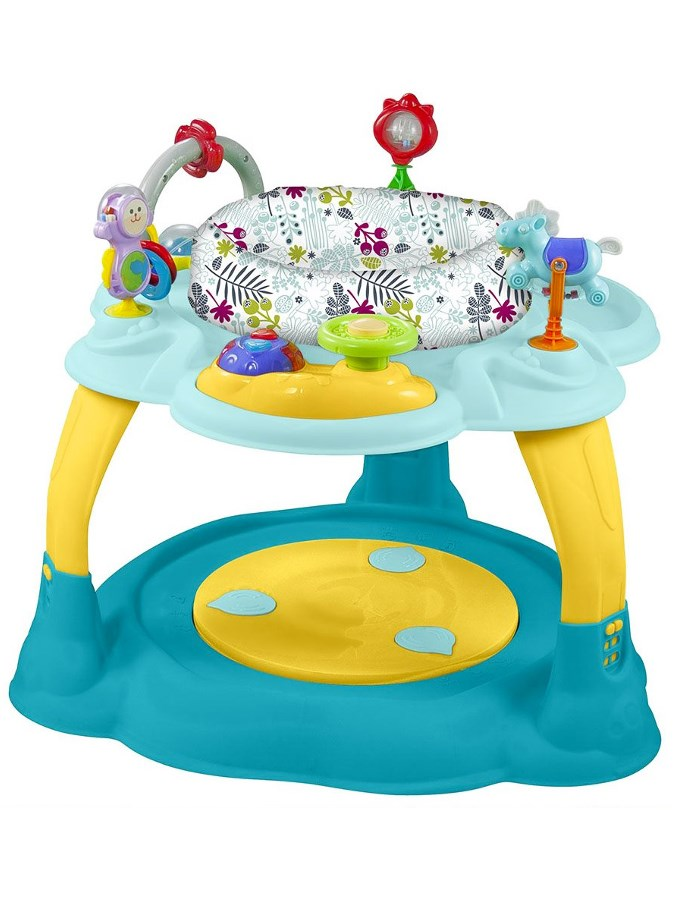 Multifunkční dětský stoleček Baby Mix žlutý