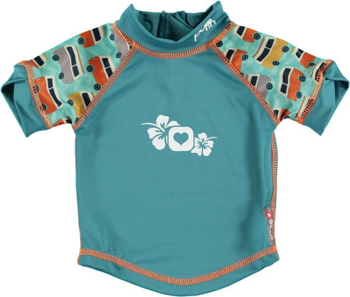 Pop-in triko UV filtr Campervan Green-L...18-24 měs.