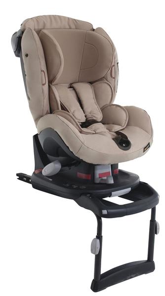 BeSafe iZi Comfort X3 ISOfix Moonrock Beige 73