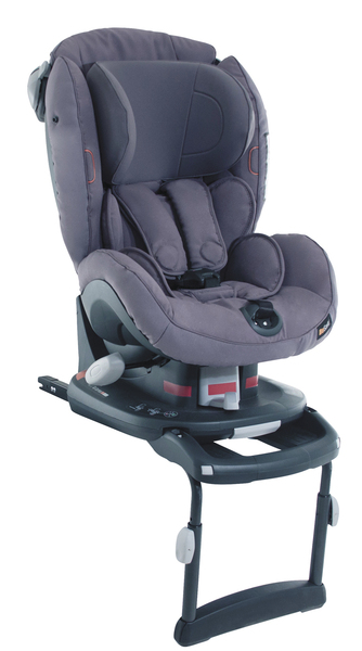BeSafe iZi Comfort X3 ISOfix Lava Grey 72