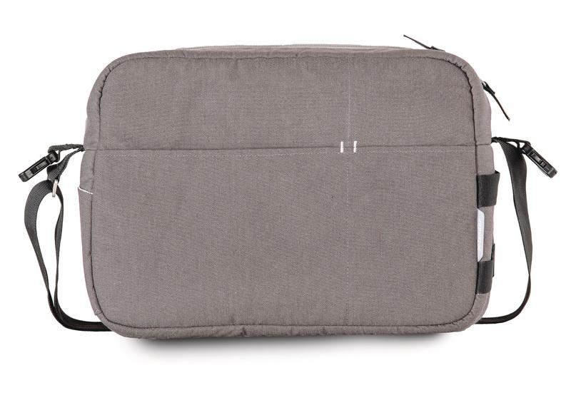 X Lander X-Bag stone grey