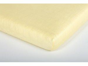 Träumeland prostěradlo Tencel 40x90 gelb