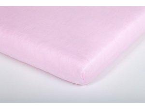 Träumeland prostěradlo Tencel 40x90 rosa