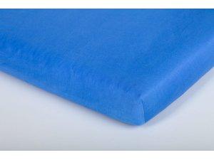 Träumeland prostěradlo Tencel 40x90 blau