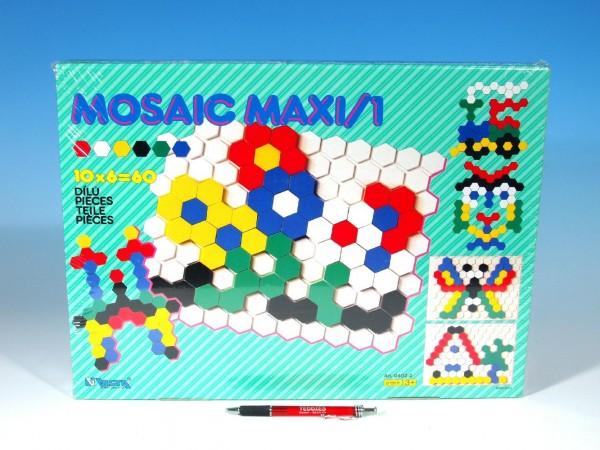 Mozaika Maxi/1 60ks v krabici 43x32x3,5cm