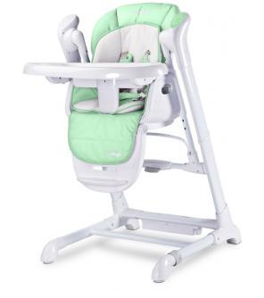 Dětská jídelní židlička 2v1 Caretero Indigo mint