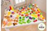 Kidkraft hrací set potraviny, 115 ks