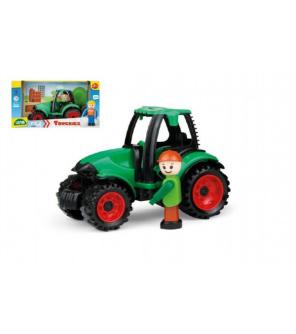 Auto Truckies traktor plast 17cm v krabici 24m+