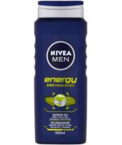 NIVEA MEN Sprchový gel Energy 500 ml