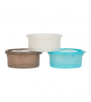Bo Jungle Bowls 730ml (3ks) misky s víčky  DOPRODEJ