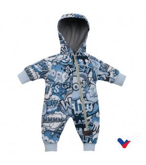 Softshellový kojenecký overal New Baby Komix