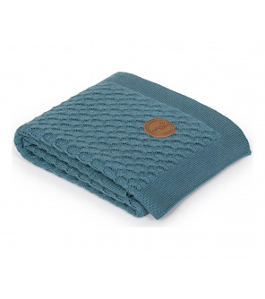 CEBA Deka pletená v dárkovém balení 90x90 Vlny Malibu