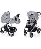 Baby Design HUSKY kombinovaný kočárek  2020