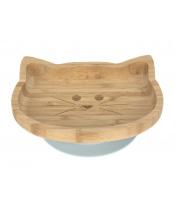 Lässig BABIES Platter Bamboo Wood Chums