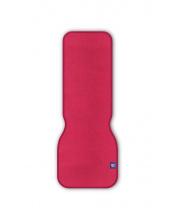 PETITE&MARS Vložka do autosedačky 3D Aero růžová (15 - 36 kg)