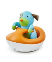 SKIP HOP Zoo hračka do vody Pejsek na vodním skútru 12m+
