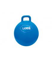 Skákací míč 45cm modrý