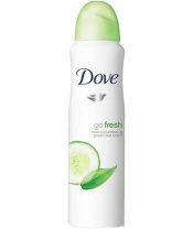 Deo sprej Fresh Touch dámský antiperspirant 150ml Dove