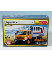 Stavebnice Monti System MS 12 Expedition Tatra 815 1:48 v krabici 22x15x6cm