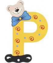 Playshoes dřevěné písmenko P