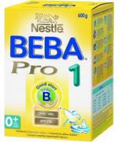 BEBA OPTIPRO 1, Mléko počáteční 600 g
