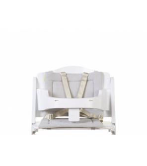 Sedací polštářky do rostoucí židličky Tricot Pastel Grey