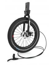HAMAX Outback Jogger Kit - sportovní set včetně brzdy a lanka