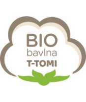 T-TOMI Pleny BIO bambusové 70 x 70 cm, 3 ks, fish