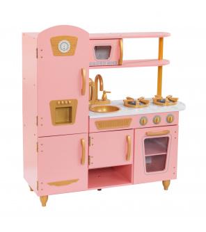 Kidkraft Vintage limitovaná edice Pink & Gold kuchyňka