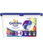 COCCOLINO Care kapsle Barevné prádlo 40 praní