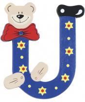Playshoes dřevěné písmenko U