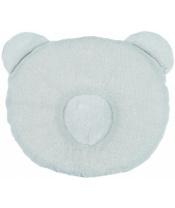 Candide Panda polštářek šedý