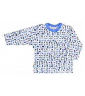 Kojenecký kabátek Koala Magnetky modrý s tlapkami