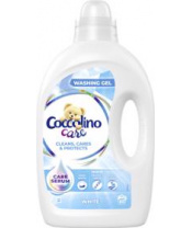 COCCOLINO Care White 2,4l (60 dávek) - prací gel