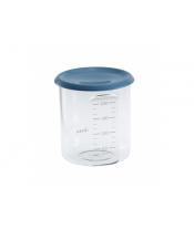 Kelímek na jídlo 240ml modrý