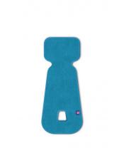 PETITE&MARS Vložka do autosedačky 3D Aero tyrkysová (0-13 kg)