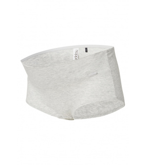 NOPPIES Kalhotky Cotton S Melange Grey