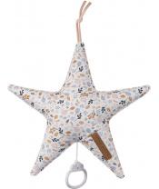 Little Dutch textil hrající hvězda spring flowers