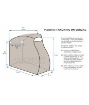 Tracking Univerzal pláštěnka Emitex