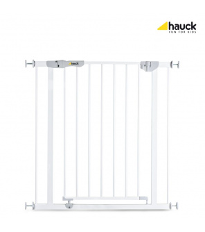 Hauck Autoclose´n Stop Safety 2018 zábrana white