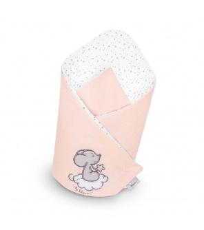 Zavinovačka Belisima Cute Mouse růžová