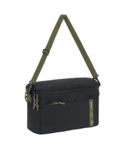 Lässig FAMILY Casual Insulated Buggy Shopper Bag black
