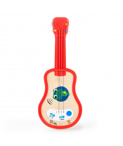 BABY EINSTEIN Dřevěné ukulele Magic Touch HAPE 12m+