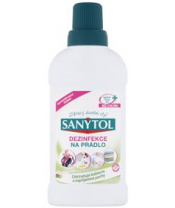 SANYTOL Dezinfekce na prádlo Aloe Vera 500 ml
