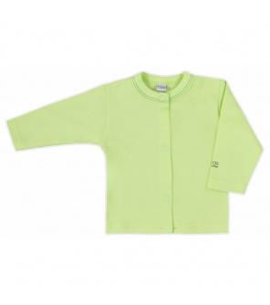 Kojenecký kabátek Bobas Fashion Mini Baby zelený