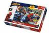Puzzle Statečný Spiderman Disney 33x22cm 60 dílků v krabici 21x14x4cm