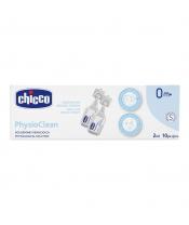 CHICCO Roztok fyziologický do nosu 2 ml, 10 ampulek
