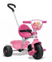 Smoby 740317 růžová tříkolka Be Move Princezny
