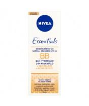 NIVEA Essentials BB Denní krém OF 20 světlý odstín 50 ml