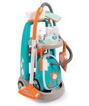 Smoby Vacuum Cleaner Úklidový vozík pro děti